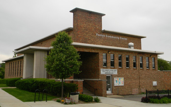 SLPR Office in the Fenton Community and Cultural Center