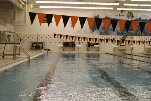 Fenton High School Pool