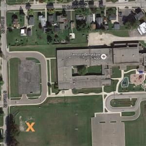 fenton school baseball fields