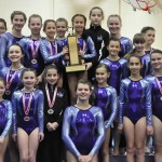 Gymnastics Competitive Schedule
