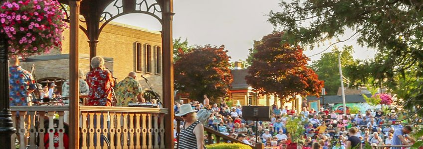 Fenton Concerts in the Park
