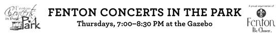 Fenton, MI Free Concerts