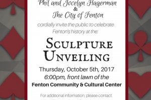 Celebrating the History of Fenton with Art