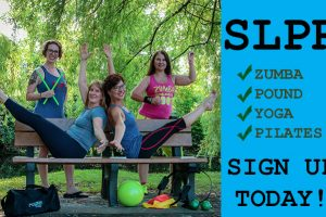 Come Get Fit with SLPR!