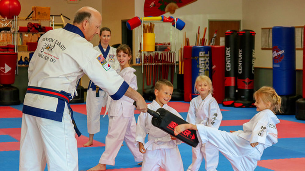 Martial Arts - Southern Lakes Parks & Recreation