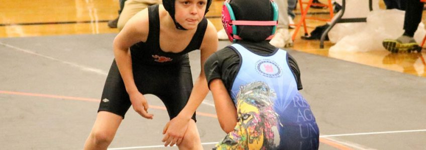 Wrestling - Southern Lakes Parks & Recreation