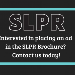 Buy an ad in the SLPR Brochure for Winter/Spring