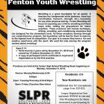Fenton Wrestling starts November 5th!
