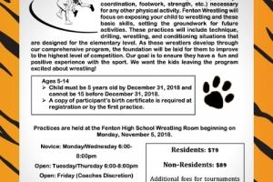 Fenton Wrestling
