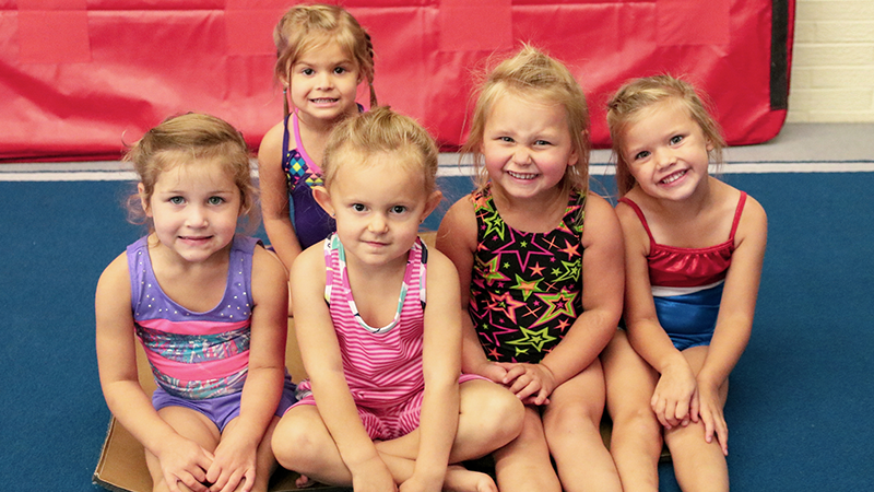 Gymnastics - Southern Lakes Parks & Recreation