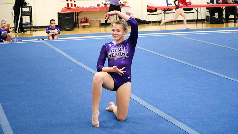 SLPR Gym Stars Gymnastics