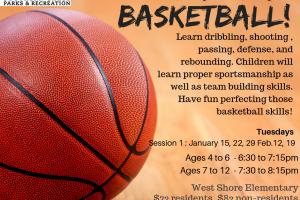Hot Shots Basketball!