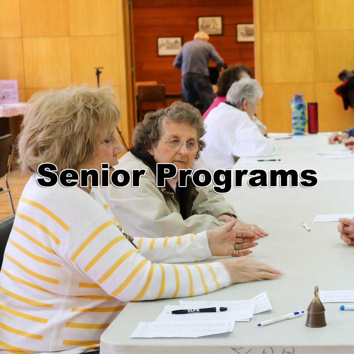 Senior Programs