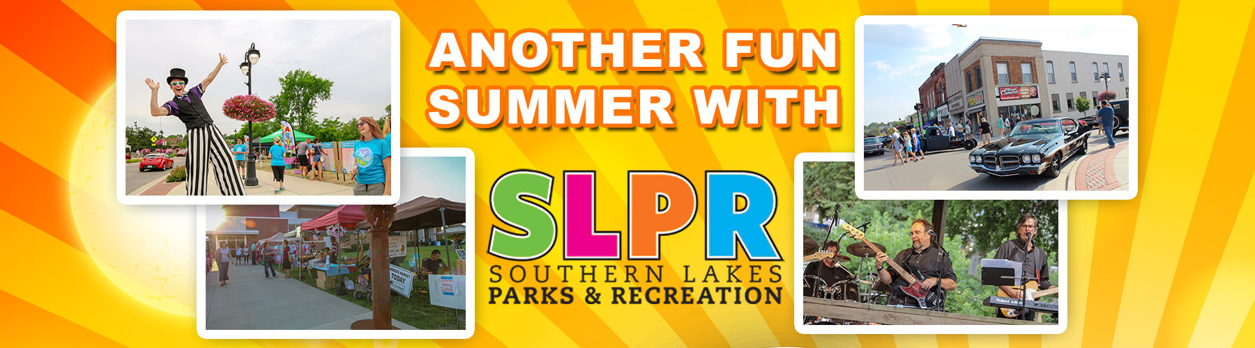 View the 2019 Summer Events