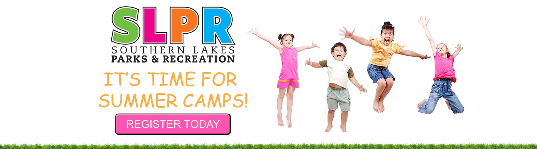 Check out the SLPR Summer Camps