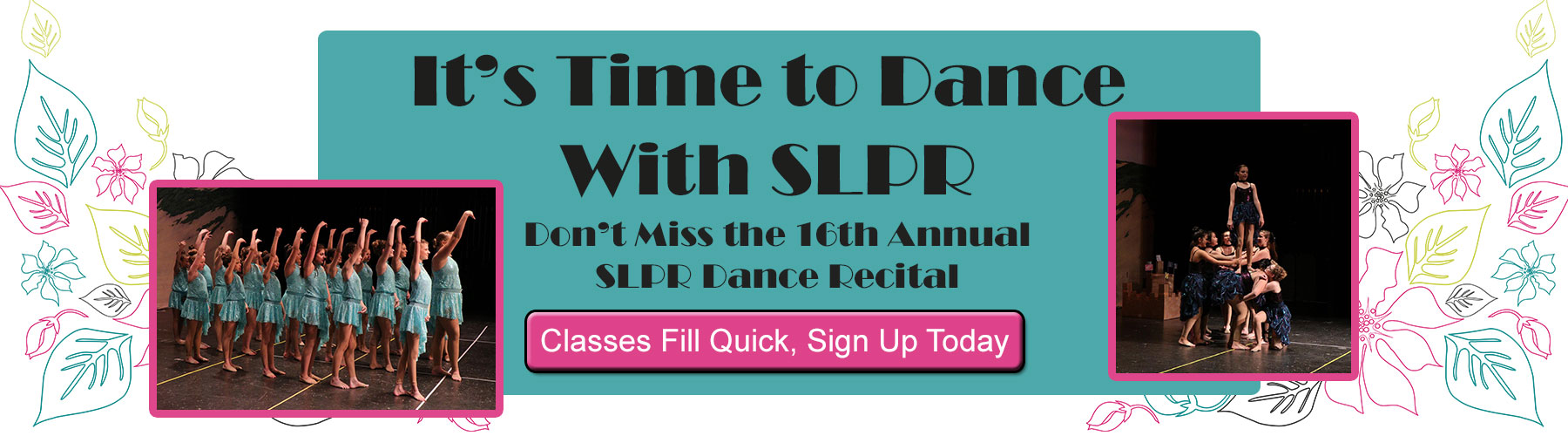 SLPR Dance Programs