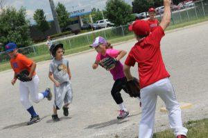 Ballpark Basics
