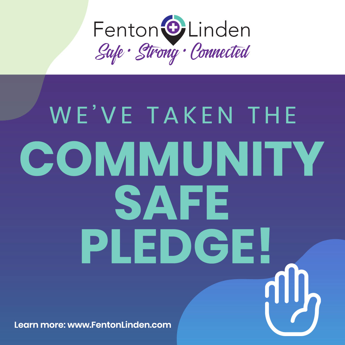 Fenton Linden Safe - Strong - Connected