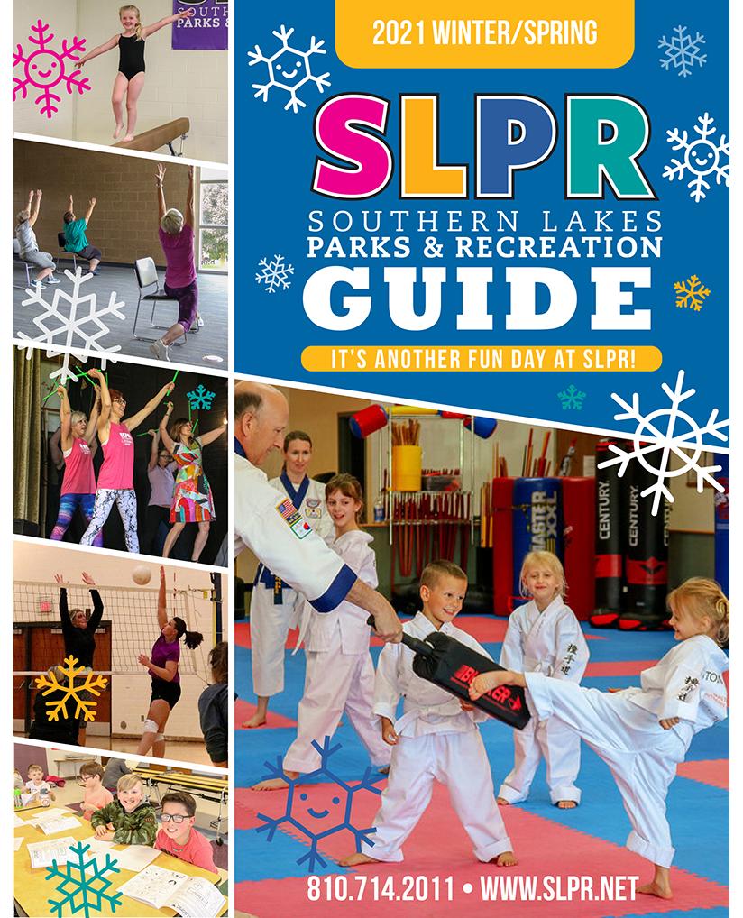 SLPR Fall 2020 Brochure