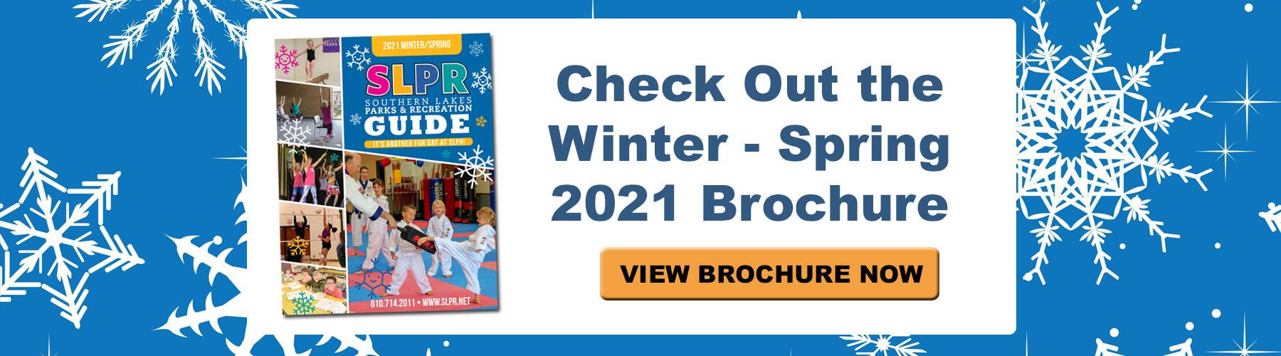 SLPR Winter 2021 Brochure