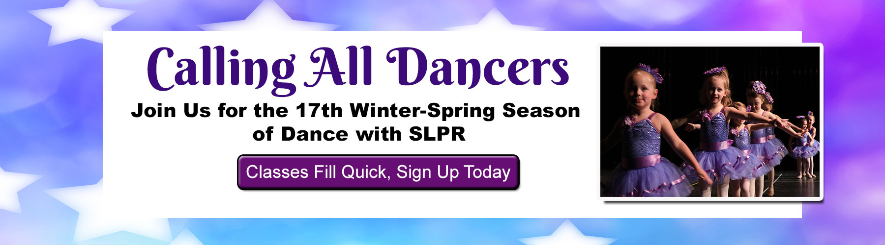 Come Dance with SLPR