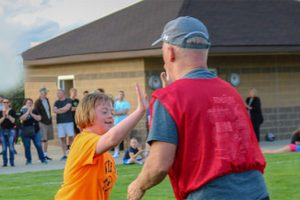 Adaptive Recreation Soccer