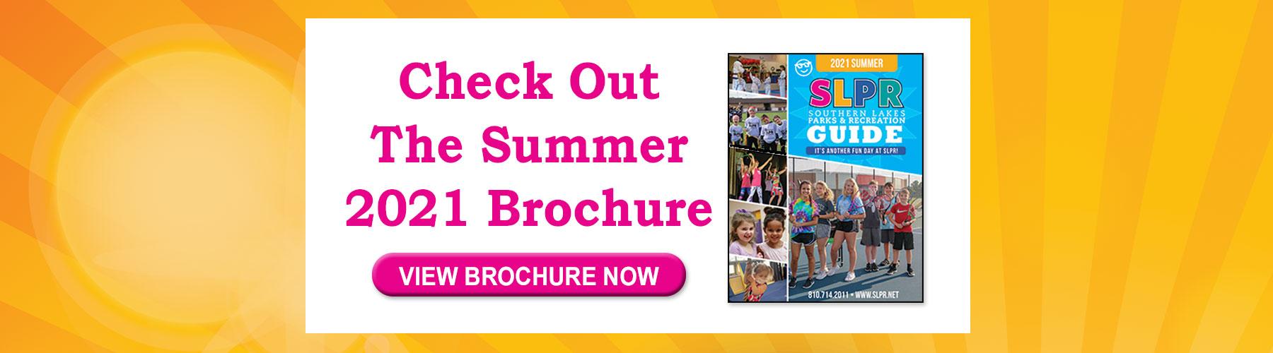 Summer 2021 Brochure