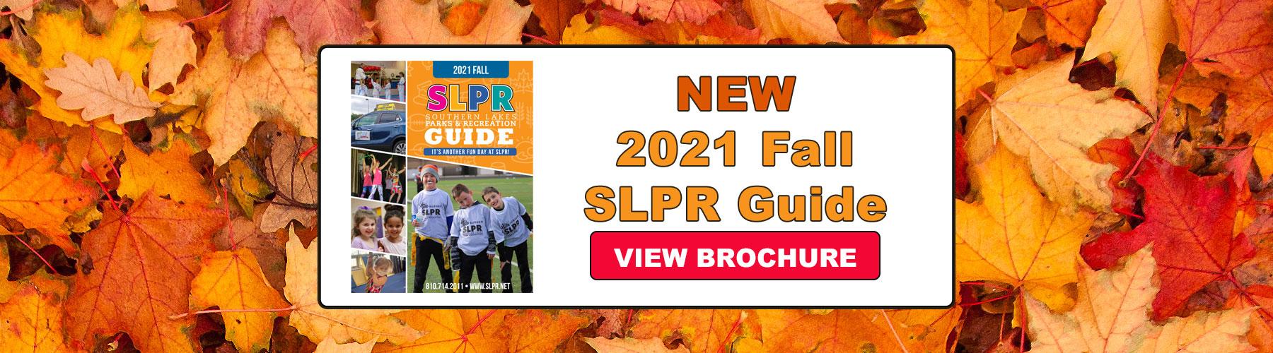 2021 SLPR Fall Brochure