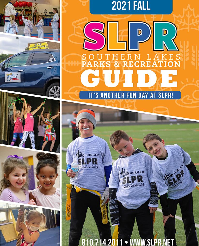 2021 Fall SLPR Brochure