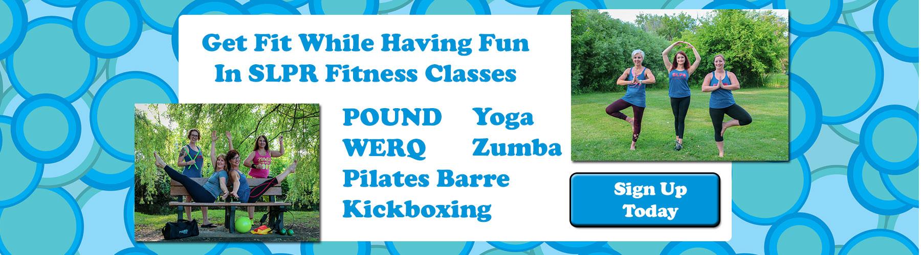 SLPR Fitness Programs
