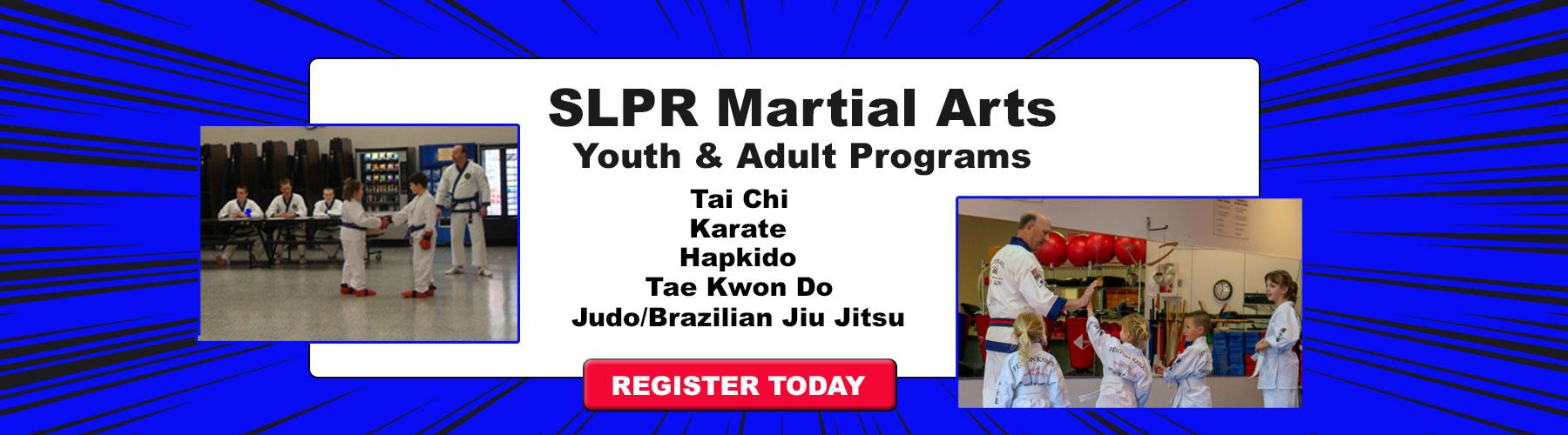 SLPR Martial Arts