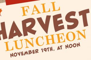 Fall Harvest Luncheon
